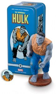 Marvel Classic Characters #2 Hulk Statue Syroco Dark Horse Deluxe
